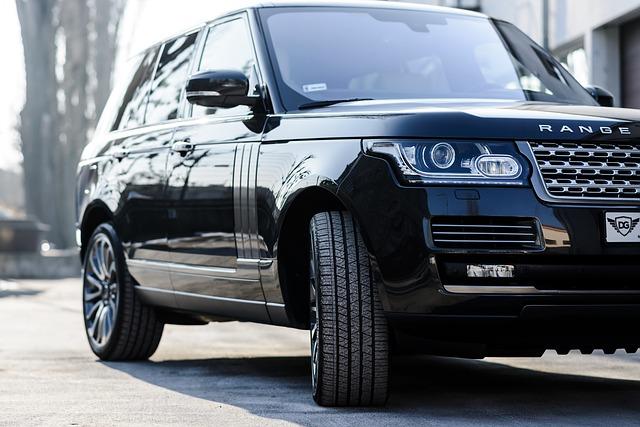 LandRover patenta un sistema de inflado de neumáticos